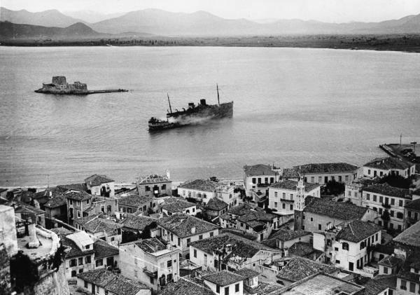 14 Σεπτεμβρίου 1944 ανήμερα του Σταυρού: Αποχώρηση των Γερμανών από το Ναύπλιο και η ανατίναξη του λιμανιού