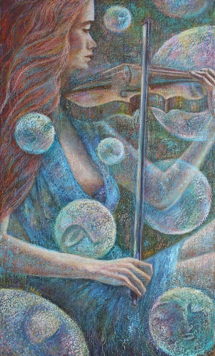 Художник, исследующий душу человека.