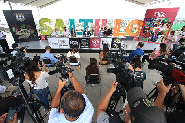 Con la Matlachinada de este año Saltillo romperá el récord Guinness en el Festival Internacional de Cultura Saltillo 444