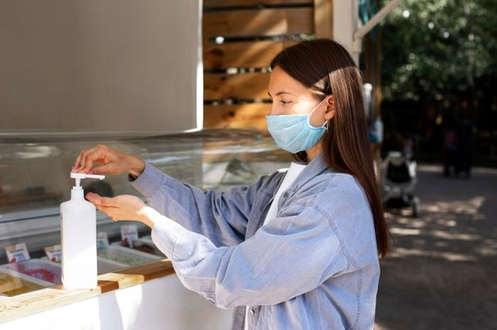 jangan Menggunakan Hand Sanitizer secara Berlebihan