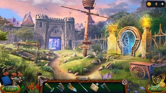 открытый вход в новую локацию в игре затерянные земли 4 скиталец