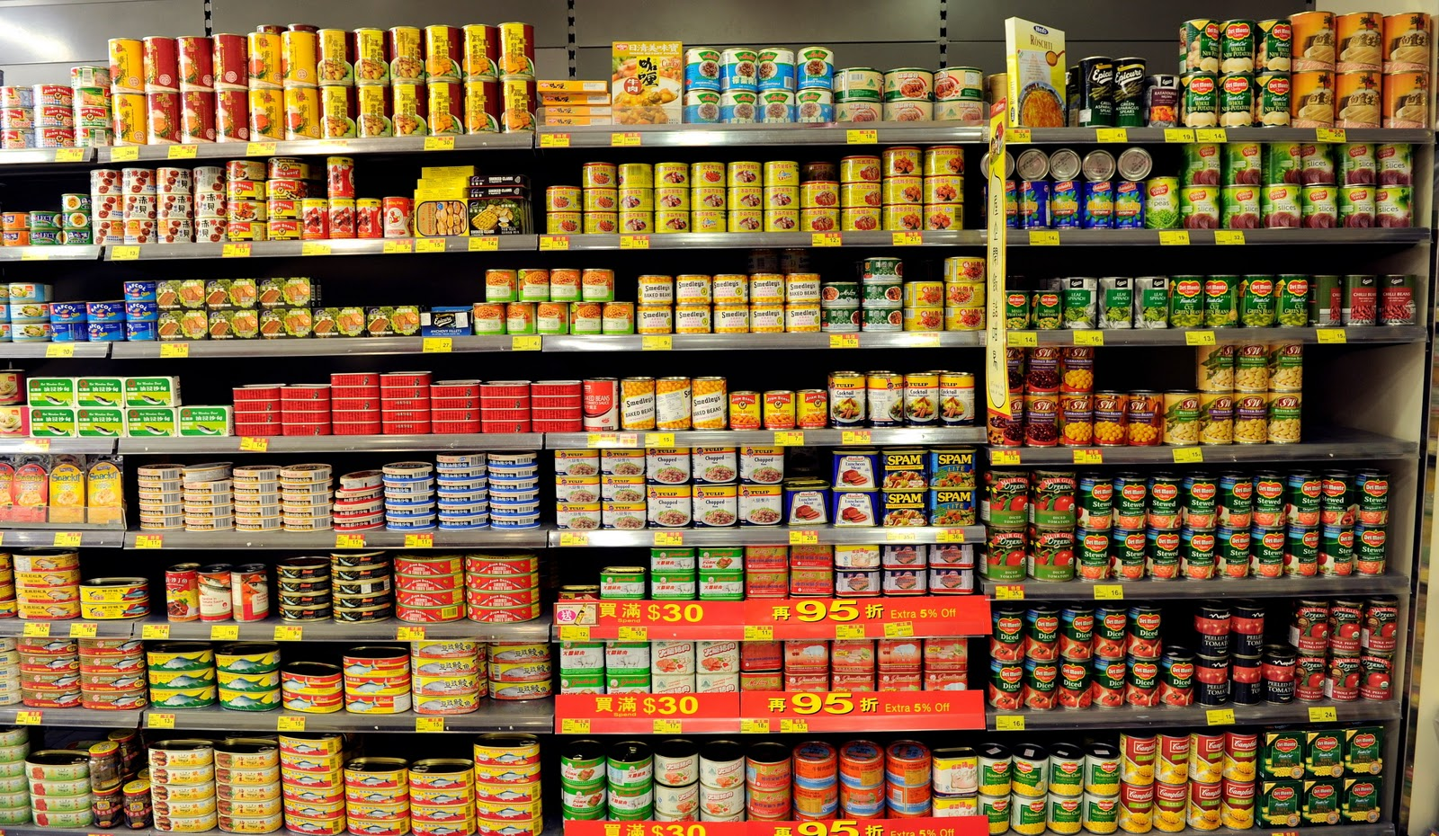 City delights: City delights 37 - central wellcome supermarket