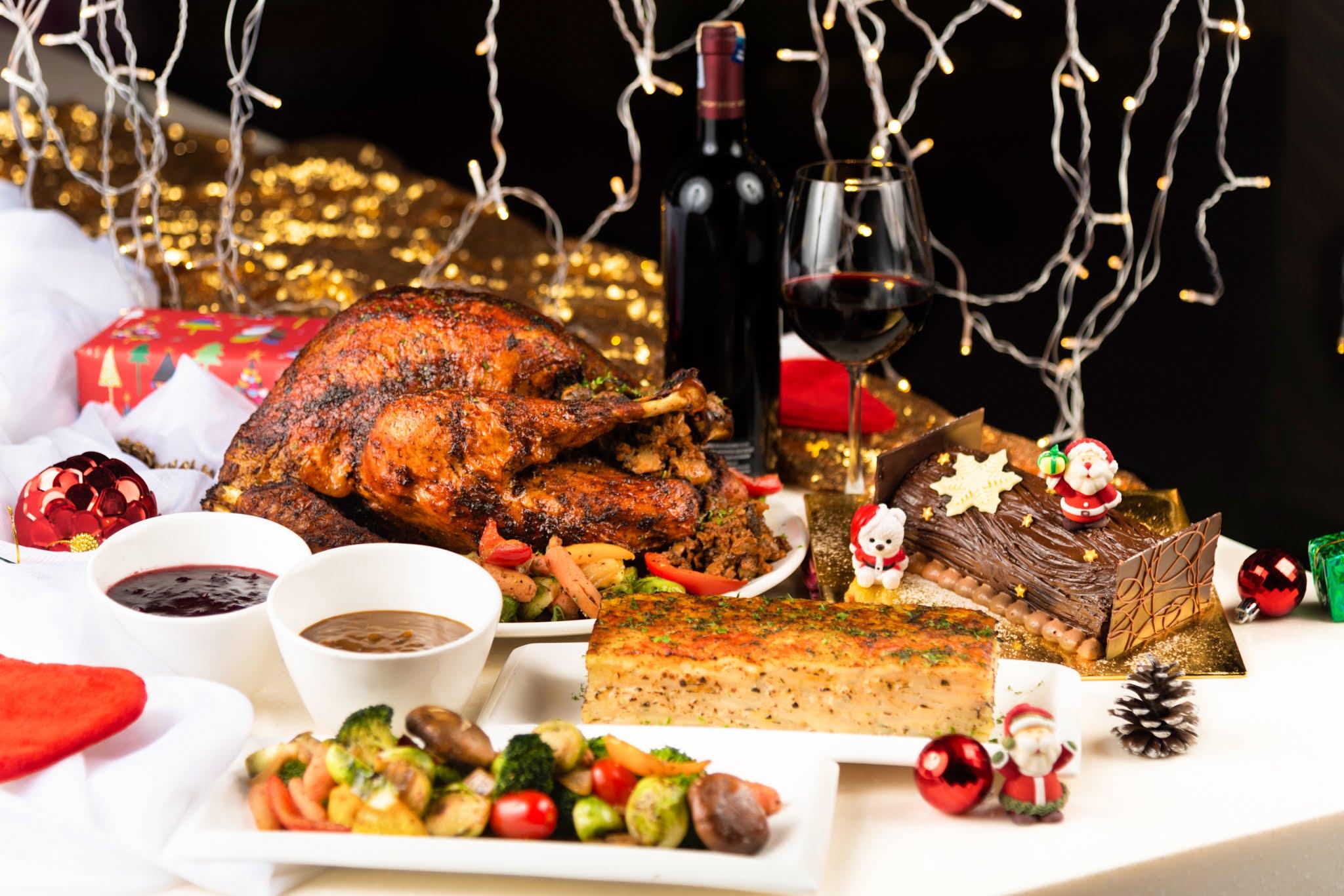 lavo, petaling jaya: christmas turkey feast takeaway