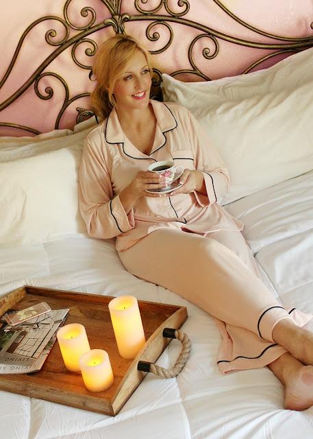 Cozy Pink Pajamas