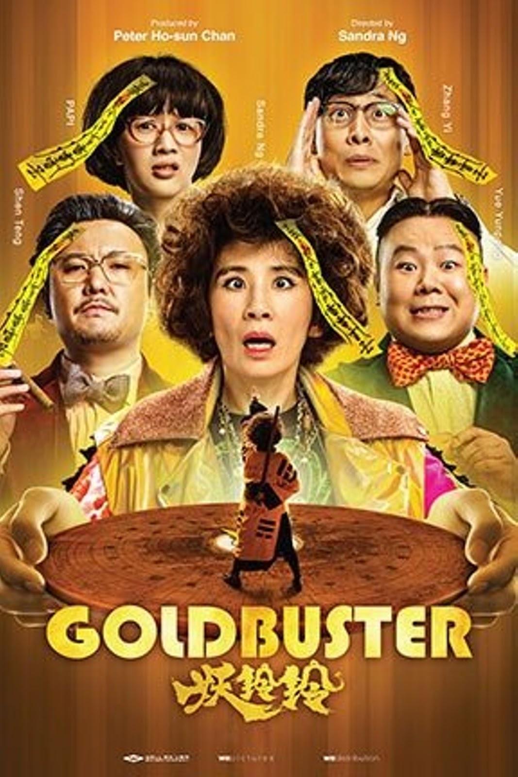 Xem Phim Yêu Linh Tinh - Goldbuster