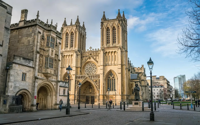 5. Bristol Cathedral