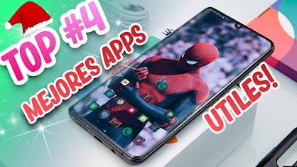 top 4 Mejores aplicaciones útiles para android 2020