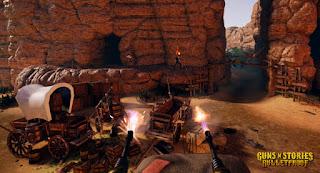 game pc jadul Guns n Stories Bulletproof VR-VREX