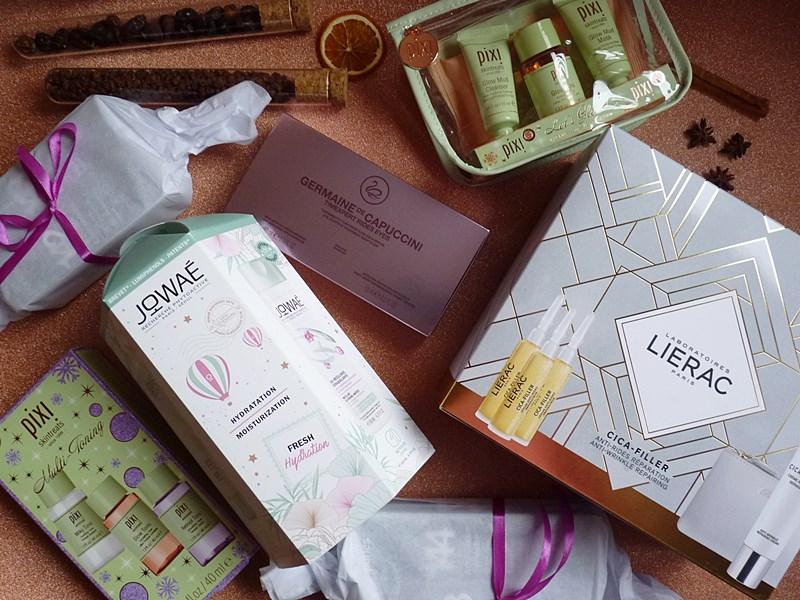 Kosmetyczne prezenty na ostatnią chwilę / Jowae, Pixi, Lierac, Purlés, Germaine de Capuccini