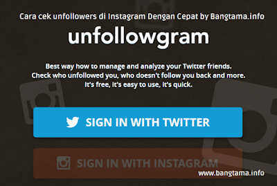 cek unfollow instagram