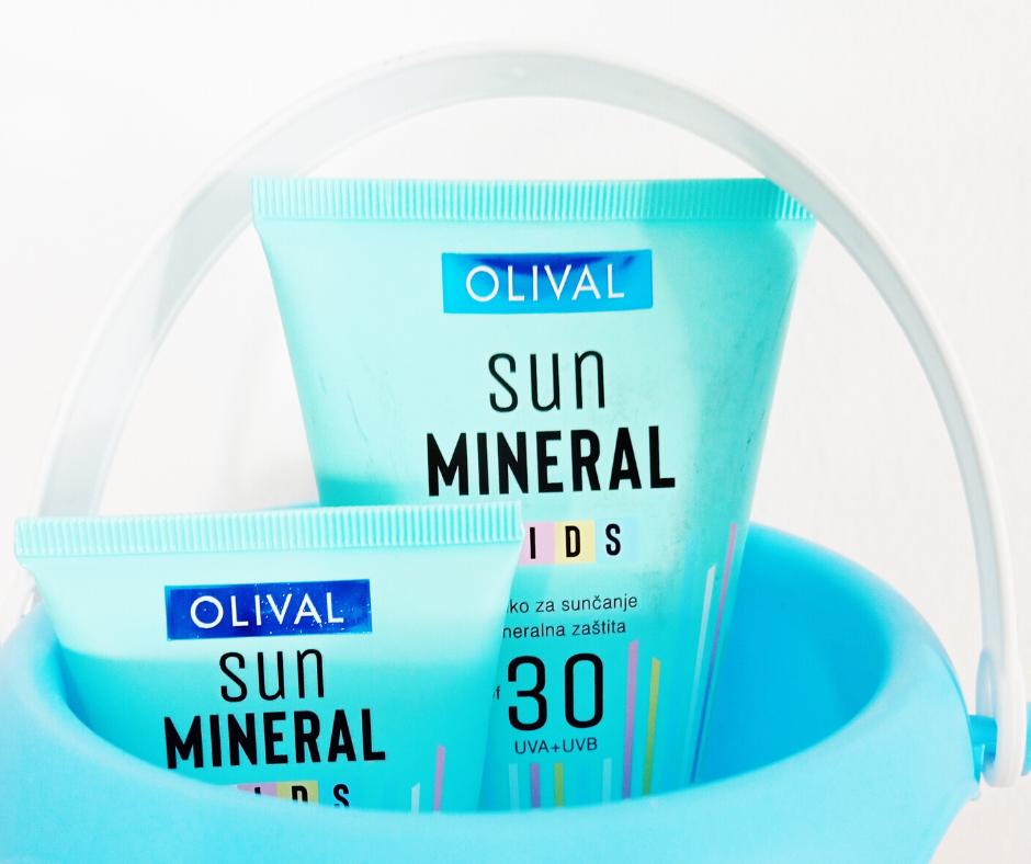 Olival Mineral Sun KIDS recenzija