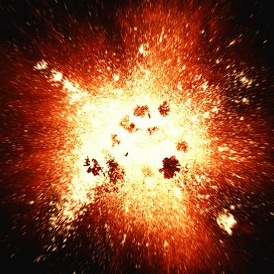 الإنفجار العظيم