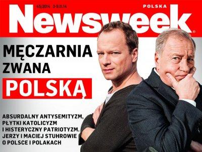 Jerzy i Maciej Stuhrowie, atak na Polaków i ich system wartości