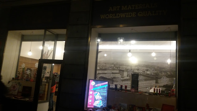 koh i noor store in Prague