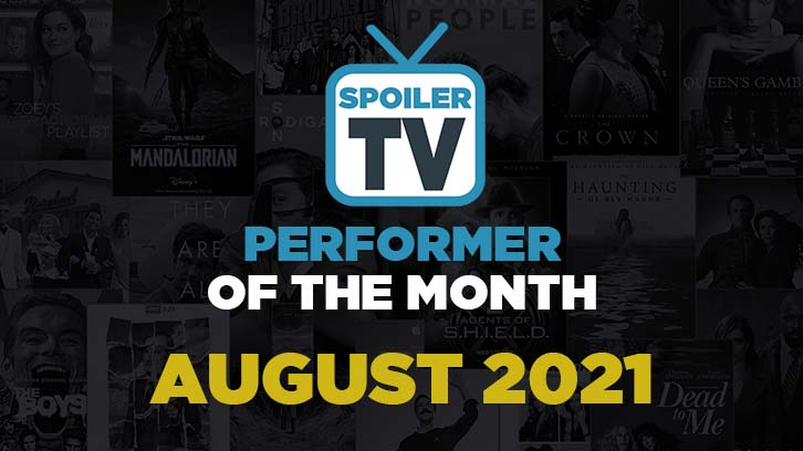 Performers Of The Month - August 2021 Results