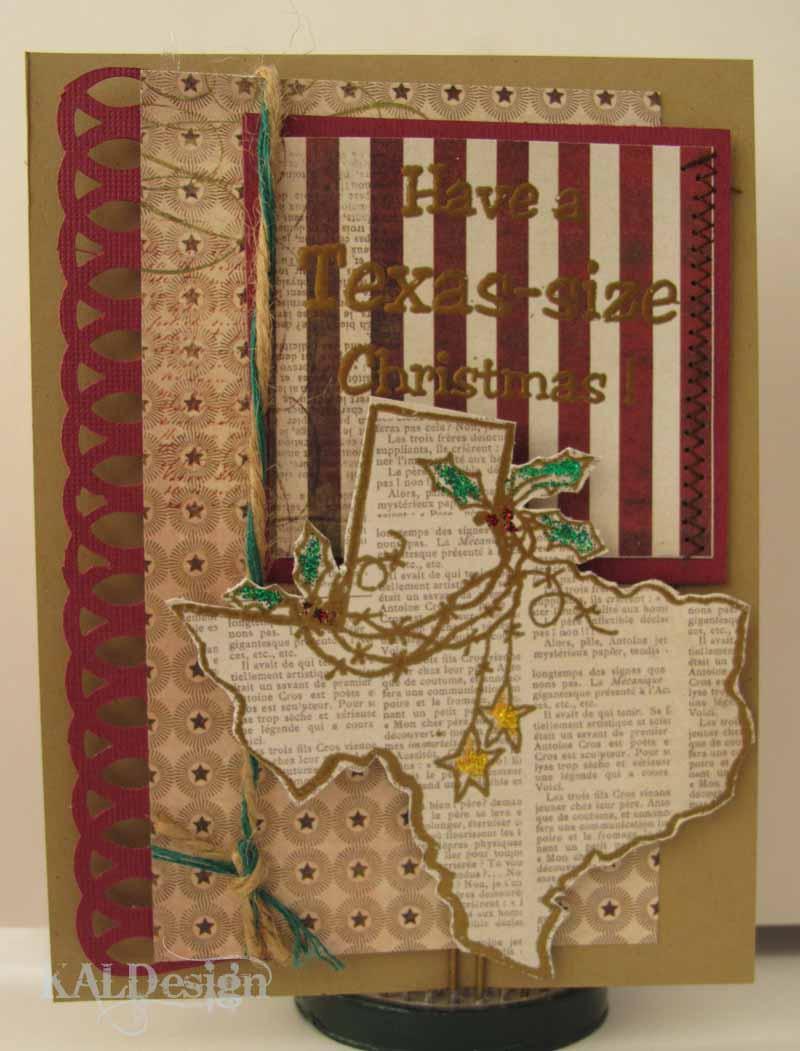 texas christmas cards - Texas Christmas Cards