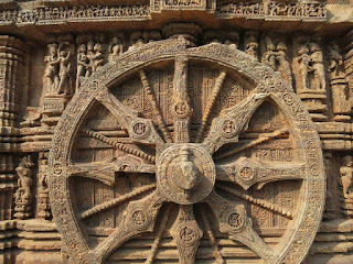 Konark Sun Temple Odisha wonder of India