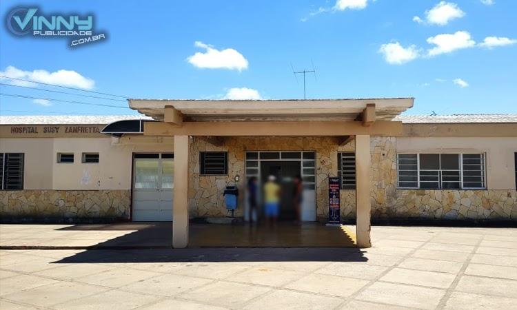 Criança que foi baleada em Barra da Estiva recebe alta médica
