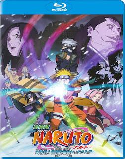 Naruto: El Rescate de la Princesa de la Nieve [BD25] *Subtitulada