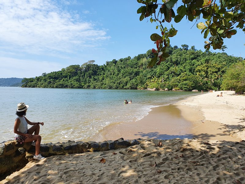 Praia do Jabaquara Paraty