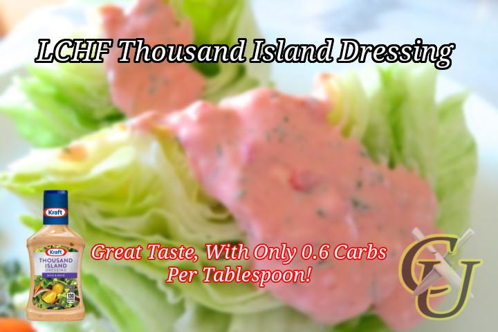 Culinary You Lchf Thousand Island Dressing