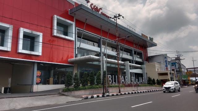 Blitar Square 2021