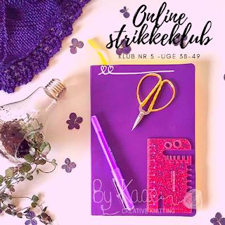 online strikkeklub for strikkere www.bykaae.dk