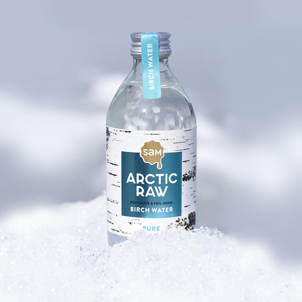 Arctic Raw Birch Waters