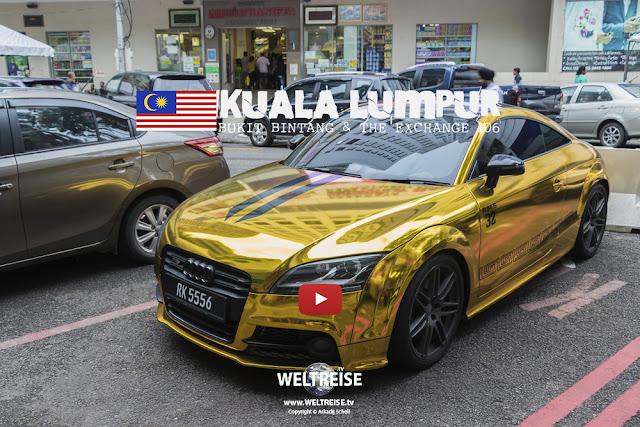 Bukit Bintang & The Exchange 106 | KUALA LUMPUR | www.WELTREISE.tv # 215