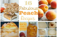 16 peach recipes