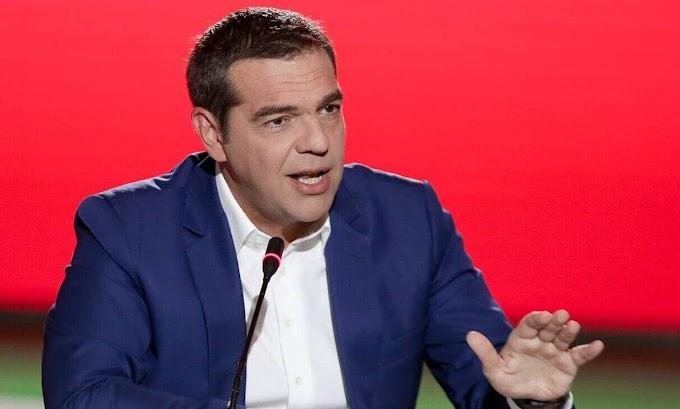 Τσίπρας: ''ΝΑΙ'' για την Σακελλαροπούλου. Δεν θα κάνω ότι έκανε ο Μητσοτάκης το  '15