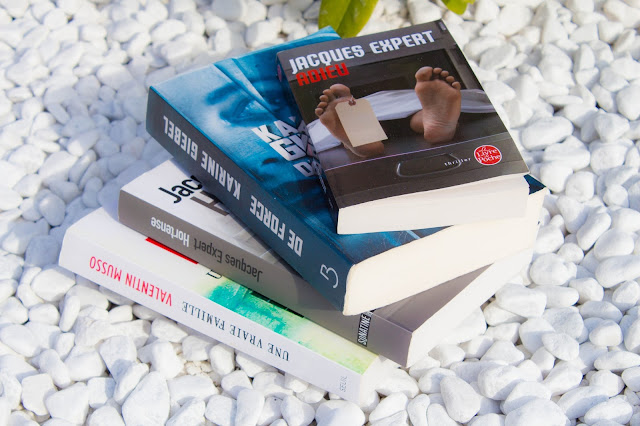 Une journée au salon Livre Paris 2017 : des rencontres et des polars 💕