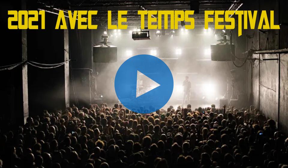 Avec Le Temps Festival Live