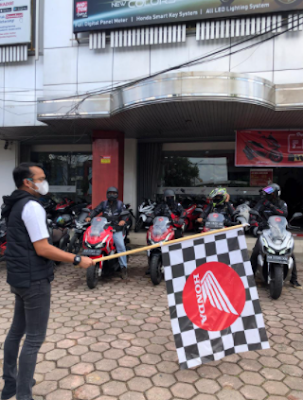 Ekspedisi Borneo Honda Jajal Ketangguhan Tanguh ADV150