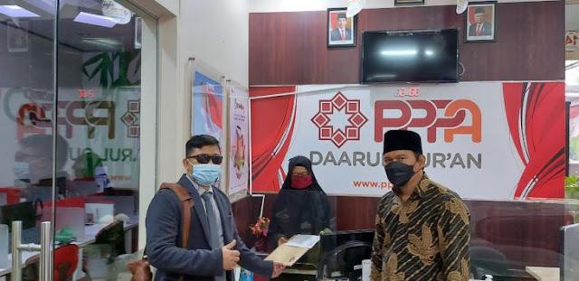 Dana Belum Cair, Peserta Investasi Patung Usaha Somasi Ustad Yusuf Mansur