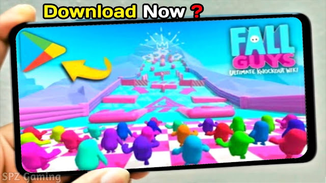 Download Fall Guys For Android | Download Fall Guys On Mobile (Android/iOS) 2021 | FALL GUYS