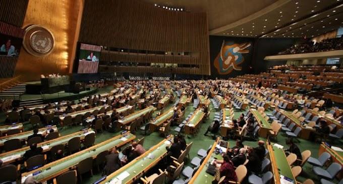 فنزويلا تطالب الأمم المتحدة بإجراء إستفتاء في الصحراء الغربية تنفيذا للقرار 1514 (15) القاضي بمنح الاستقلال للبلدان والشعوب المستعمرة.