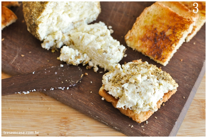 aperitivo de queijo minas