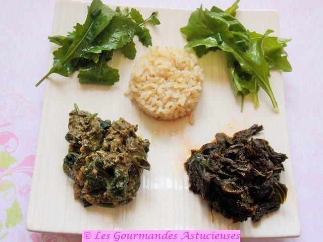 Astuces pour faire manger des légumes verts