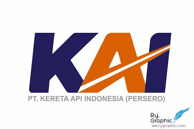 Download Logo Baru PT. Kereta Api Indonesia / PT. KAI Vektor