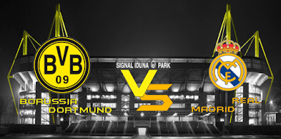 Prediksi Bola Terjitu - Borussia Dortmund VS Real Madrid 28 September 2016 - Champion