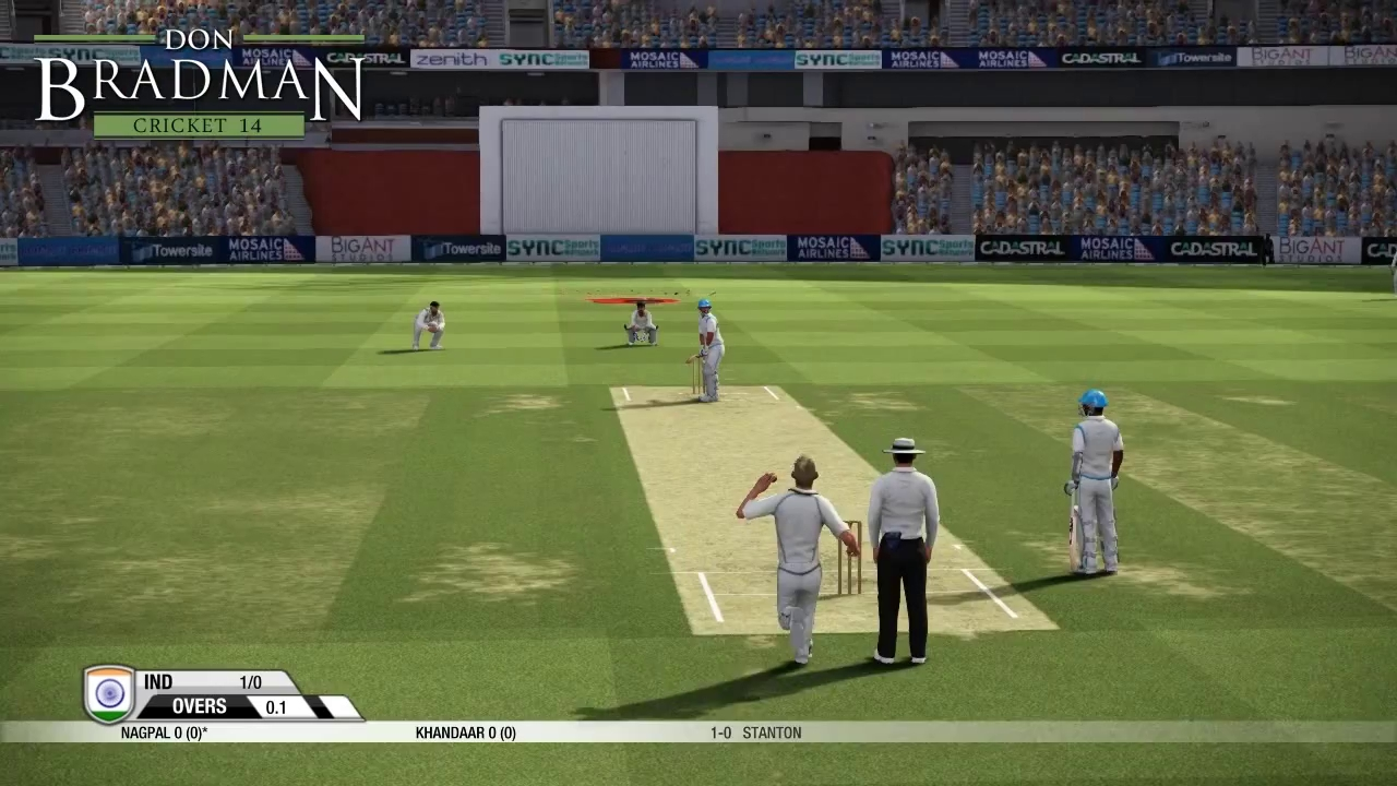 how to download don brad man cricket game for android