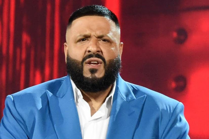 DJ Khaled Big Mad He Didn't Get The #1 Album