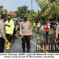 Sungai Jambu Meluap, Banjir Landa Tiga Desa Di Jeruklegi Cilacap