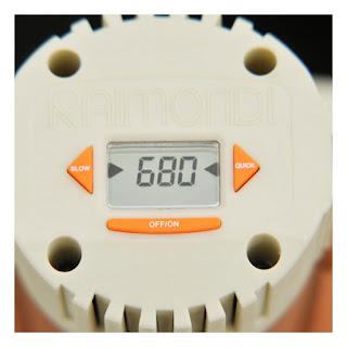 Máy khuấy điều khiển kỹ thuật số Raimondi 301W1400CDN