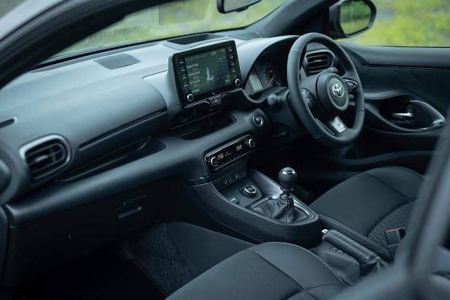 Toyota Yaris GR RZ 1.6 Turbo de 272 cv