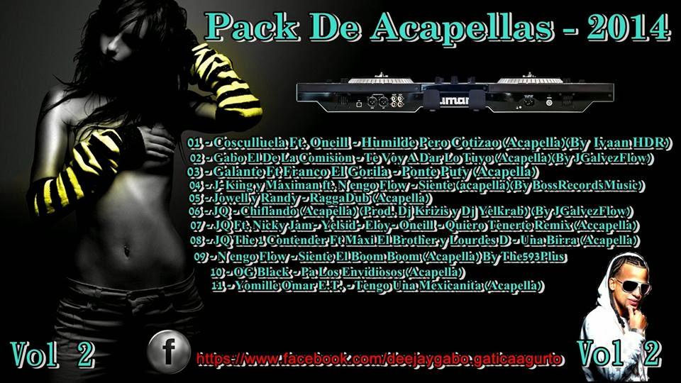 Descargar Pack De Acapellas