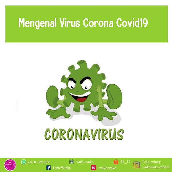 Mengenal Virus Corona Covid19