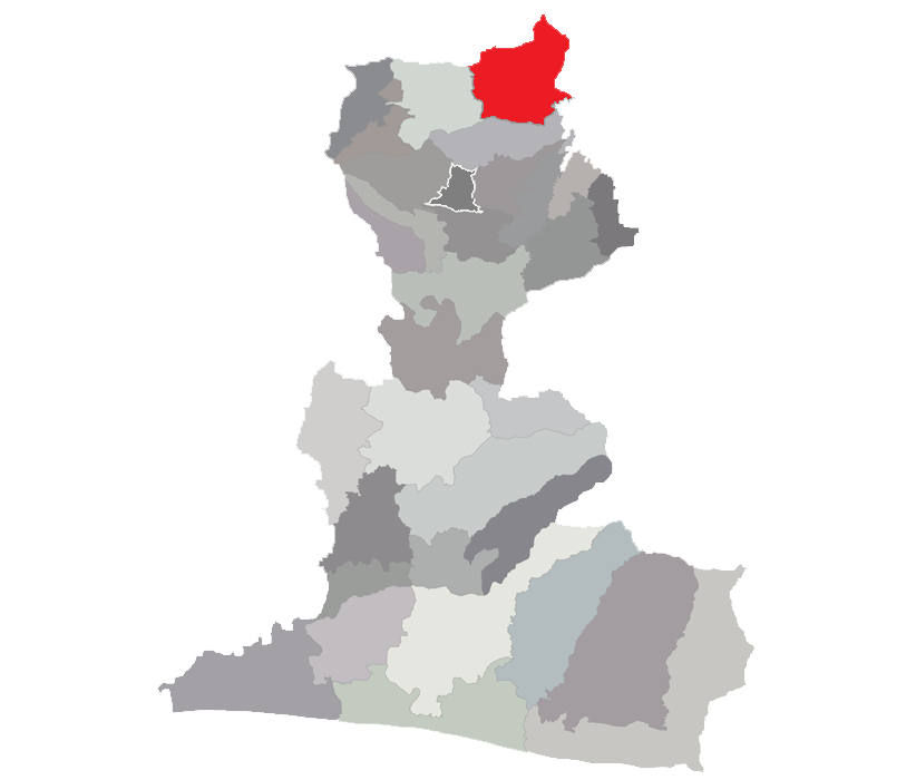 Cikalongkulon - Kabupaten Cianjur