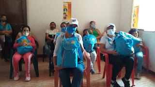 Urdaneta recibió jornada de sensibilización en violencia de género